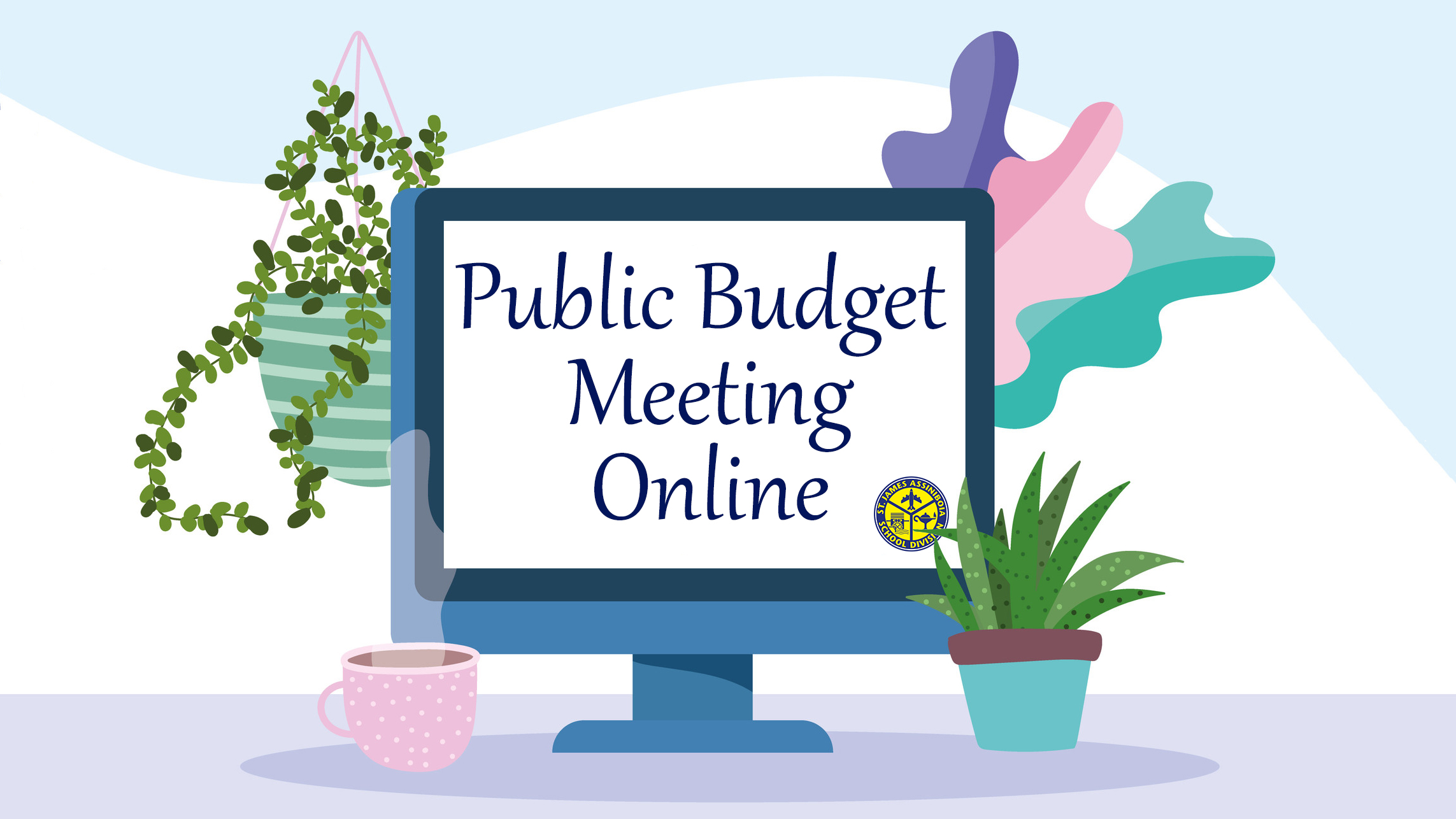 SJASD Public Budget Meeting available online - February 25