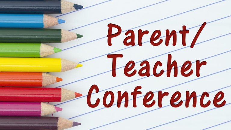 Parent Teacher Conferences - Thursday April 4th.