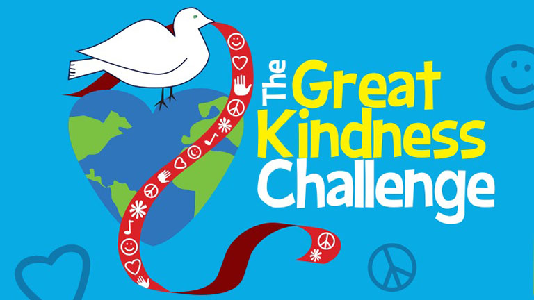 The Great Kindness Challenge 2018