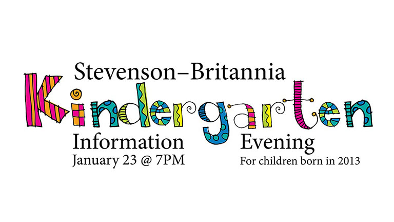 Kindergarten Information Evening