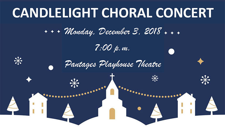Candlelight Choral Concert