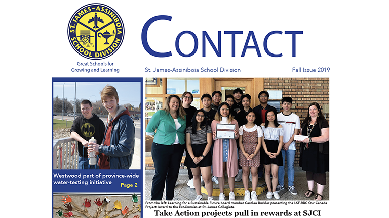 Fall Divisional Newsletter