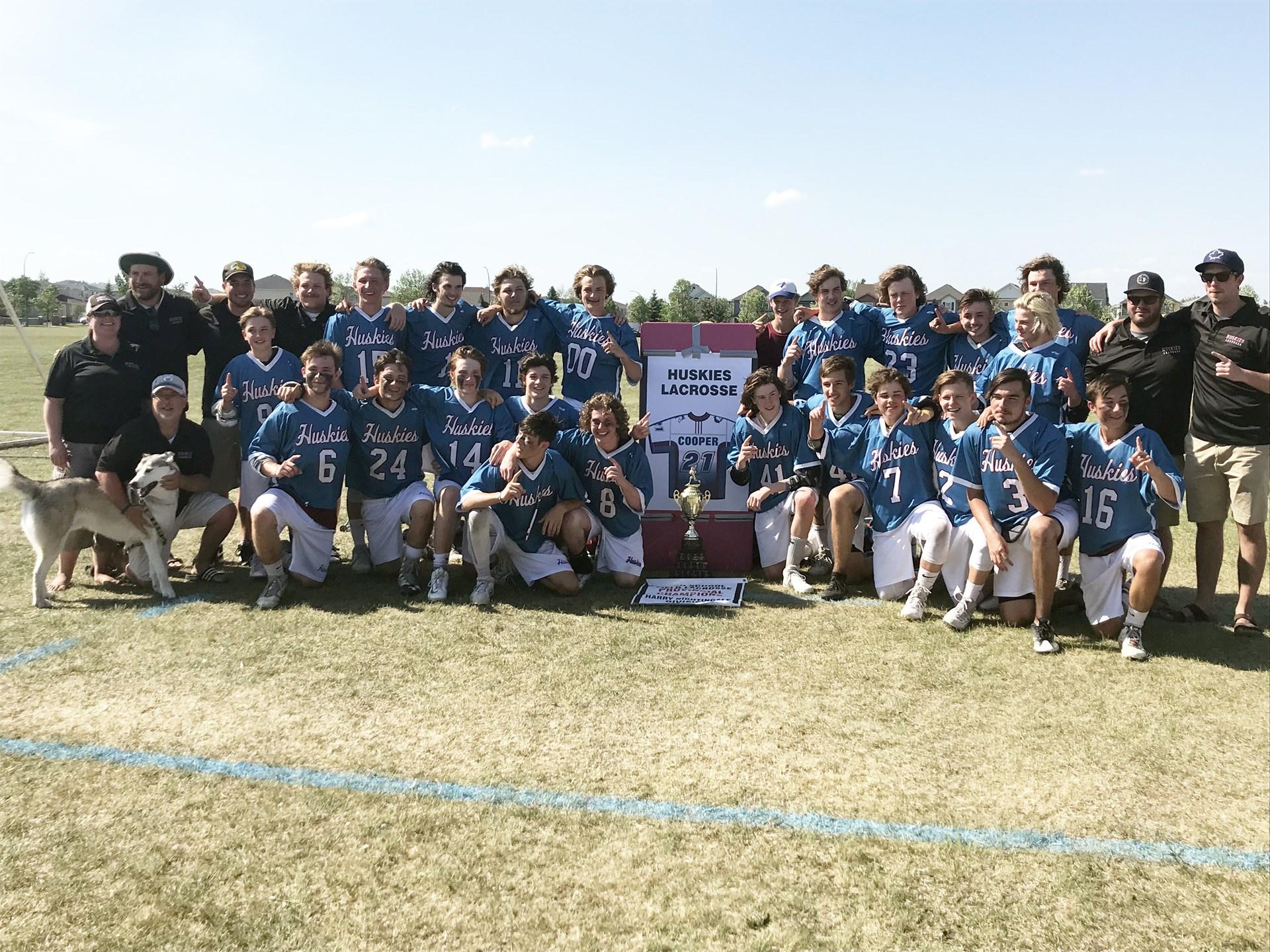 Huskies Provincial Champions.jpg